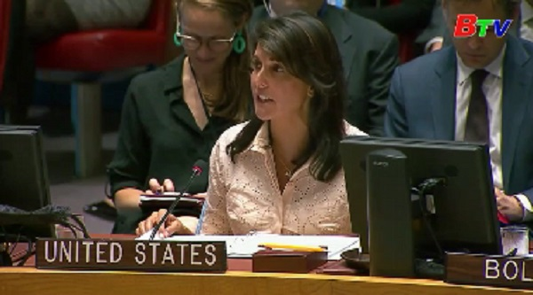 Hội đồng Bảo an LHQ họp khẩn về bạo lực tại Gaza
