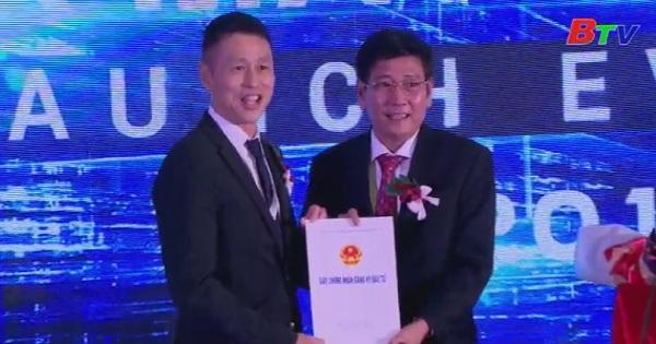 Becamex IDC - Tập đoàn Warburg Pincus ra mắt Công ty BW Industrial
