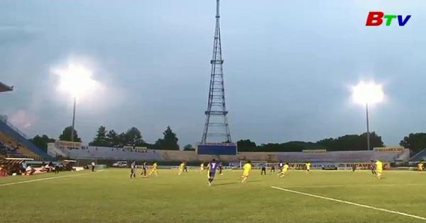 Becamex Bình Dương giành vé vào bán kết Cúp Quốc gia 2018