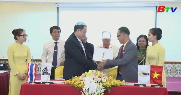 BCONS ký kết văn bản ghi nhớ hợp tác chiến lược với các đối tác Thái Lan