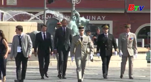 Ngày kỷ niệm tấn công khủng bố Nice - Pháp