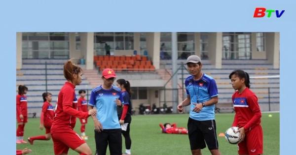 U19 nữ Việt Nam chốt danh sách lên đường sang Hàn Quốc