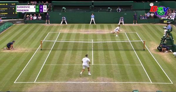 Novak Djokovic bảo vệ thành công ngôi vô địch  Wimbledon 2019