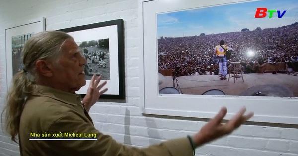 Nhà sản xuất Woodstock thất vọng khi không thể tái hiện lễ hội âm nhạc năm 1969