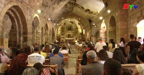Ngắm tu viện Saint Anthony ở vùng Qozhaya
