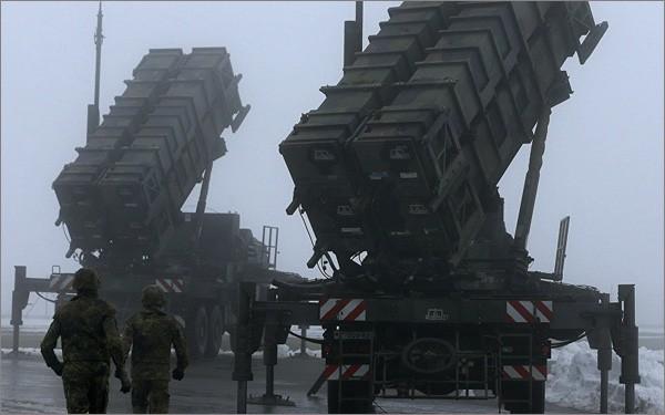 Thổ Nhĩ Kỳ sẽ thảo luận với Mỹ về việc mua hệ thống tên lửa Patriot