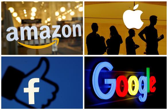 Mỹ điều tra chống độc quyền các hãng công nghệ
