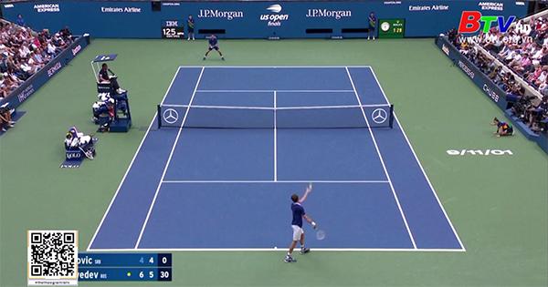 Daniil Medvedev tiết lộ chiến thuật đánh bại Novak Djokovic