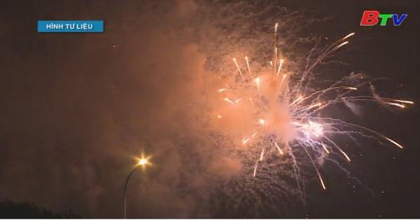 Thành phố Hồ Chí Minh thu 15 tỷ đồng xã hội hóa bắn pháo hoa