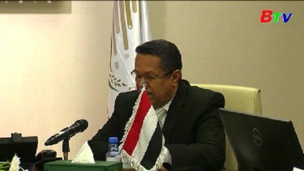 Thủ tướng Ahmed bin Dagher bị cách chức