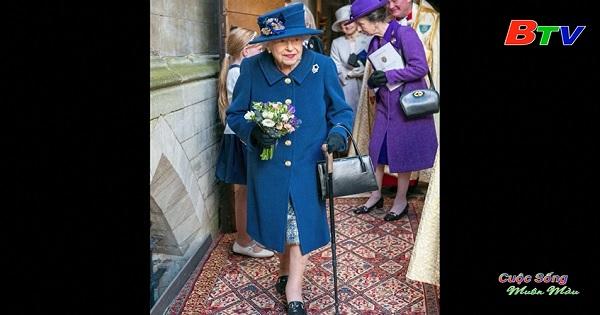 Nữ hoàng Elizabeth tham dự lễ kỷ niệm tại tu viện Westminster