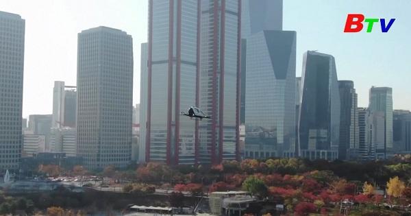 Hàn Quốc thử nghiệm taxi bay không người láy tại Seoul
