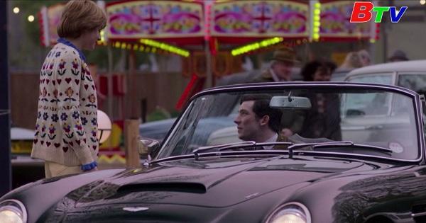 Công nương quá cố Diana trở lại qua mùa 4 của bộ phim Crown