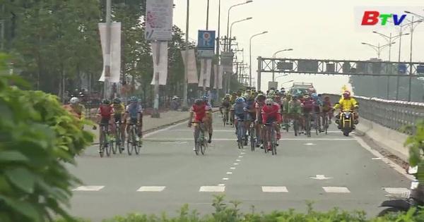 Đua xe đạp - Dấu ấn xã hội hóa thể thao Bình Dương