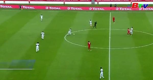 Bảng C-Can 2017-Bờ Biển Ngà 0-0 Togo