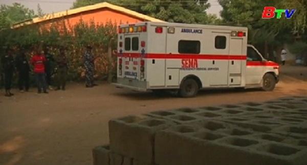 Boko Haram đánh bom liều chết tại khu vực Đông Bắc