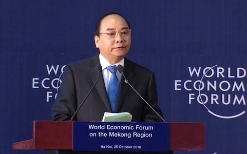 Thủ tướng Nguyễn Xuân Phúc lên đường dự Hội nghị WEF tại Davos