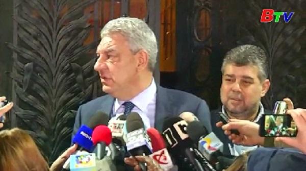Romania lần thứ hai giải thể chính phủ trong một năm qua