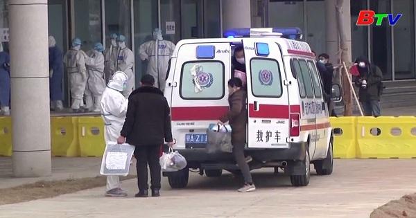 Trung Quốc - Số ca tử vong do nhiễm Covid - 19 vượt 1.600 người