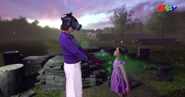 Hàn Quốc - Cuộc hội ngộ đẫm nước mắt giữa mẹ và con gái  đã mất nhờ công nghệ thực tế ảo