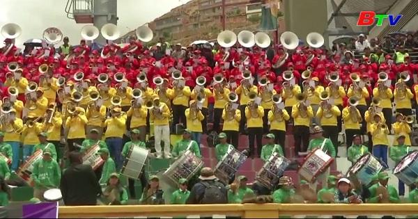 Bolivia - Rộn ràng lễ hội Carnival Oruro