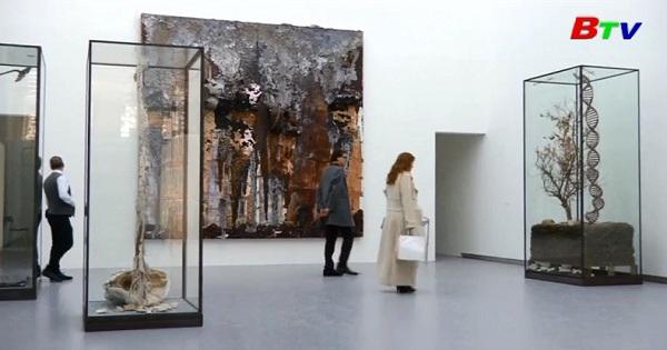 Bảo tàng ở Paris tưởng nhớ nhà điêu khắc vĩ đại người Pháp Auguste Rodin