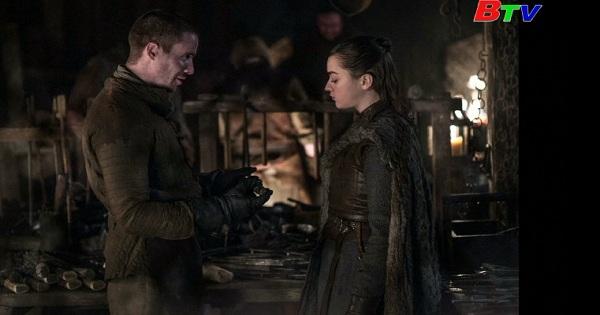 Phim 'Game of Thrones' thu hút lượng khán giả kỉ lục
