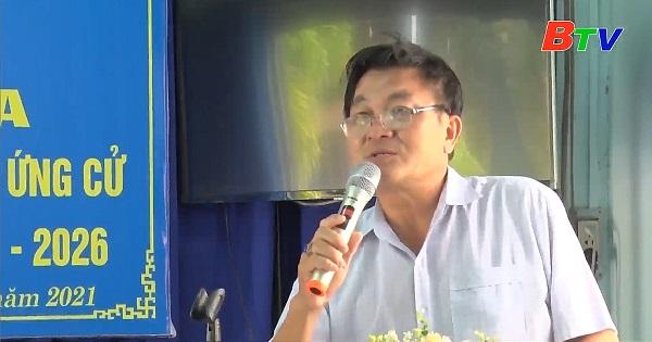 Thị xã Bến Cát tổ chức hội nghị hiệp thương lần thứ 3