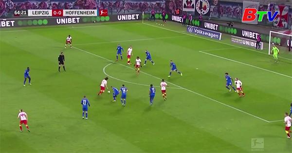 Vòng 29 Bundesliga – Leipzig 0-0 Hoffenheim
