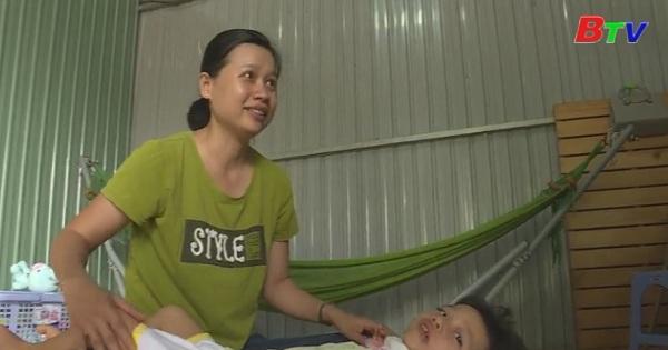 Ươm mầm khát vọng hỗ trợ hoàn cảnh em Đoàn Ngọc Thiên Thanh