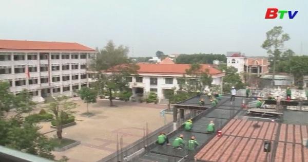 Thị xã Thuận An ưu tiên đầu tư trường lớp