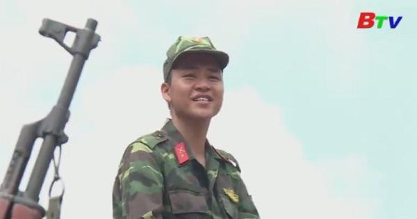 Kết quả thực hiện chỉ thị 05 trong lực lượng vũ trang tỉnh