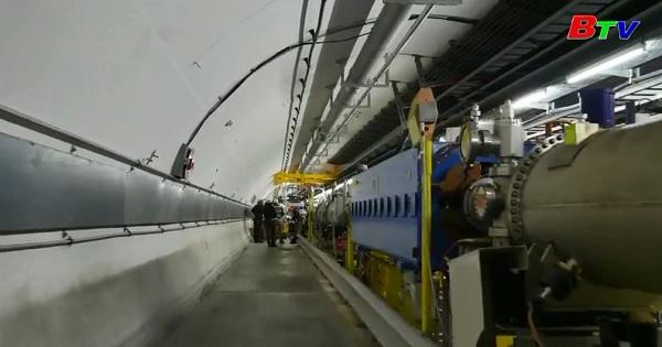 Thụy Sĩ tiến hành nâng cấp máy gia tốc hạt lớn LHC