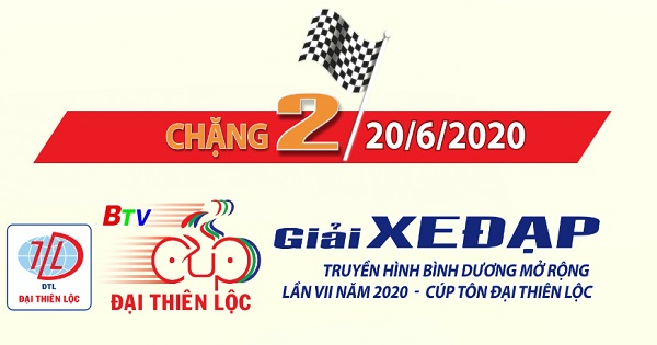 Chặng 2 Giải Xe đạp THBD Mở rộng lần VII năm 2020 - Cúp Tôn Đại Thiên Lộc
