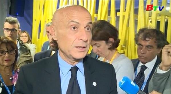 Italy đề xuất với Libya một hiệp ước chống buôn người