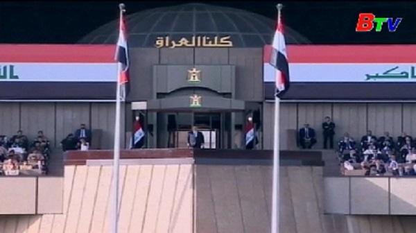 Iraq tổ chức ăn mừng chiến thắng ở Baghdad