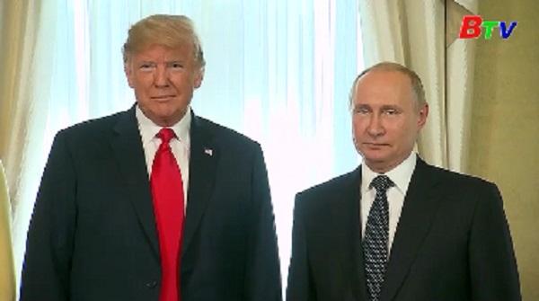 Nga đánh giá tích cực cuộc gặp thượng đỉnh Putin-Trump