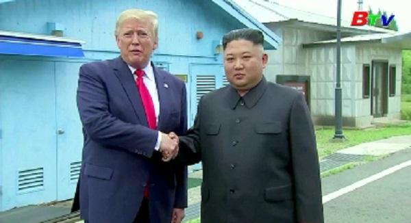 Triều Tiên cảnh báo tập trận Mỹ - Hàn