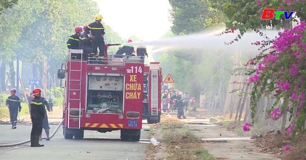 Phòng cháy chữa cháy ( Ngày 17/07/2020)