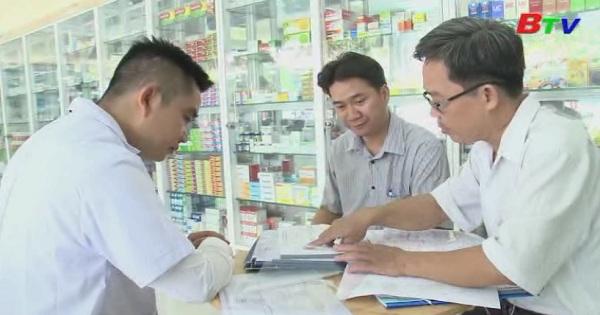 Khó khăn trong quản lý các cơ sở kinh doanh thuốc chữa bệnh