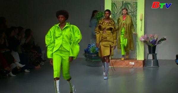 Tuần lễ thời trang Luân Đôn nói không với lông thú