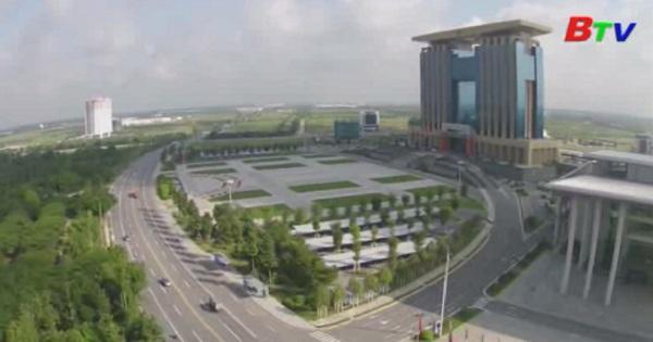 Thành phố mới Bình Dương Trung tâm Chính trị - Kinh tế - Văn hóa tỉnh Bình Dương