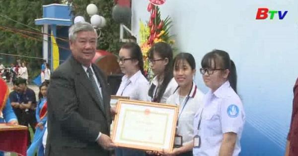 Đại học Thủ Dầu Một khai giảng năm học mới 2018