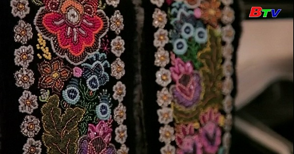 Romania: Sức sống của nghệ thuật thêu dân gian