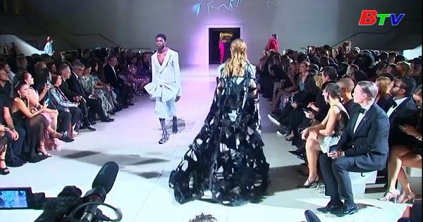 Chương trình thời trang vì từ thiện của siêu mẫu  Naomi  Campbell