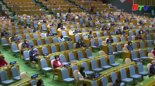 Khai mạc khóa 75 Đại hội đồng Liên hiệp quốc