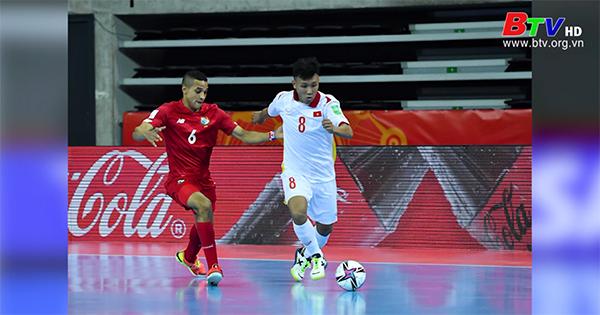 FIFA Futsal World Cup 2021 - Đội tuyển futsal Việt Nam thắp lại hy vọng