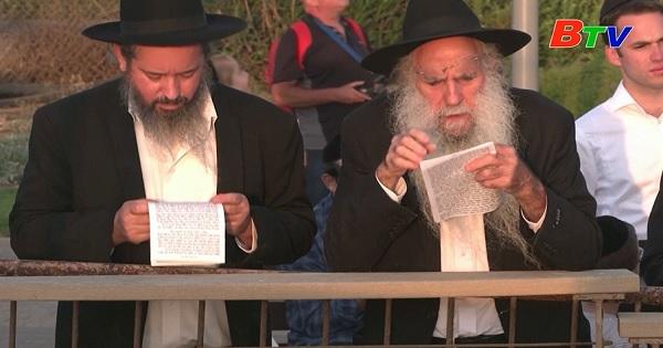 Người Do Thái chào đón lễ Yom Kippur