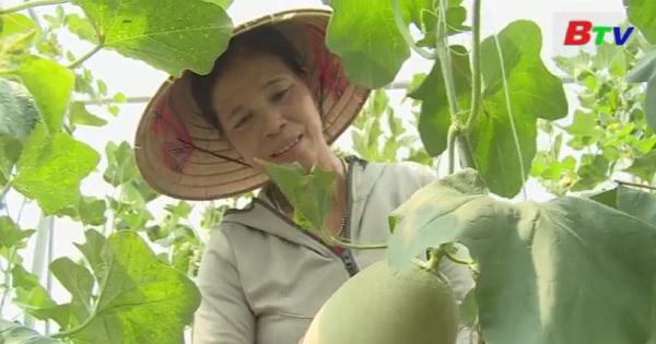 Phụ nữ làm nông nghiệp