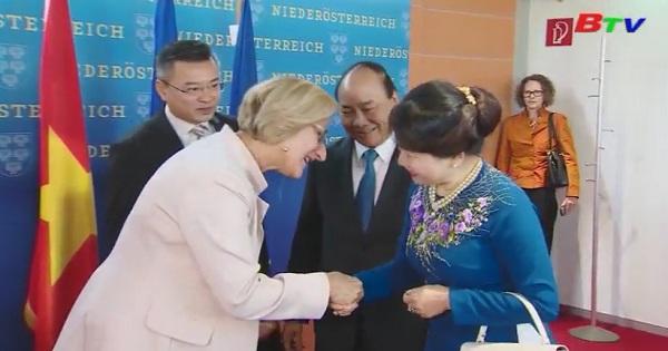 Thủ tướng Nguyễn Xuân Phúc kết thúc tốt đẹp chuyến thăm Cộng hòa Áo